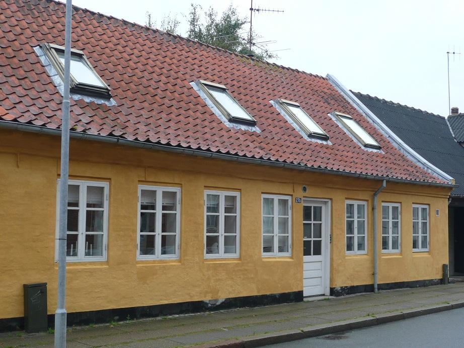 Nørregade front